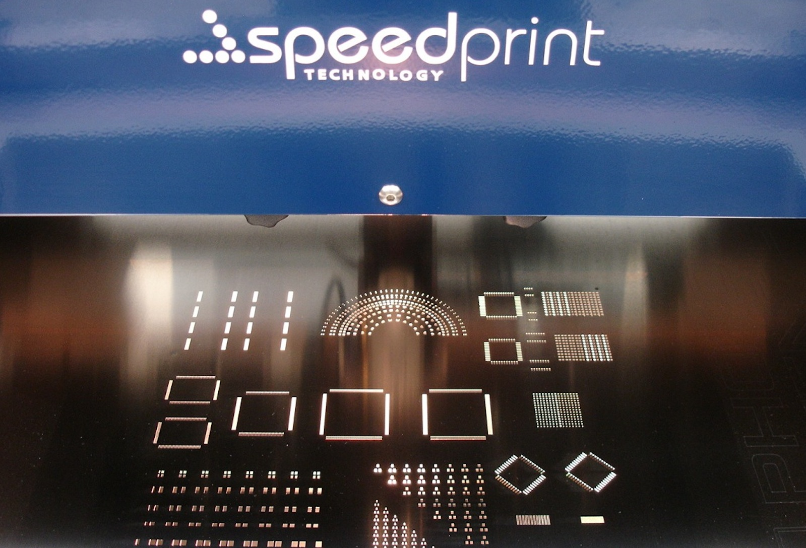 SPEEDPRINT TECHNOLOGY